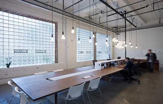 diseño de espacios de trabajo en Sevilla