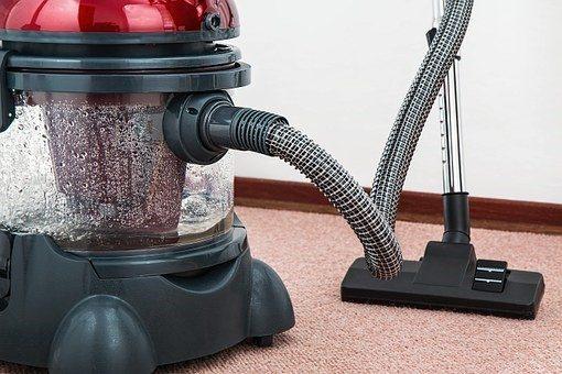 maquinaria de limpieza en Sevilla